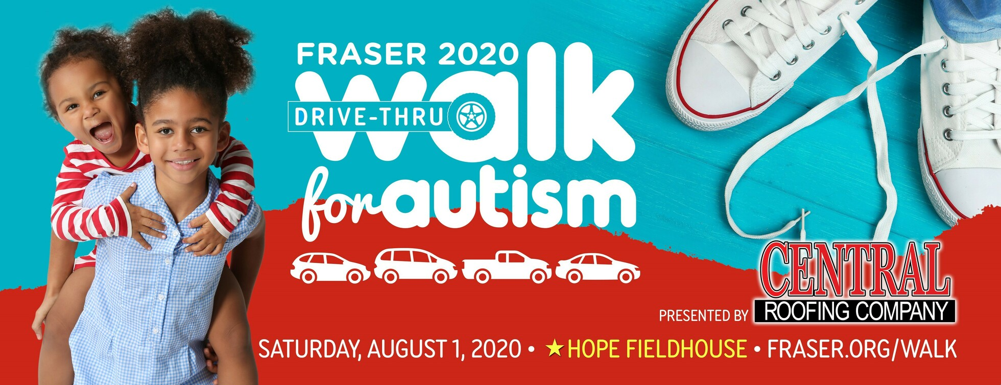 2020 Fraser Walk for Autism